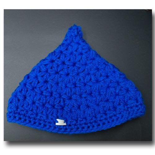 キッズの可愛いドングリ帽子