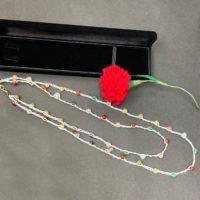 母の日の贈り物にネックレス